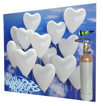 Ballons-zur-Hochzeit-Helium-Mehrweg-Set-mit-30-weissen-Herzballons
