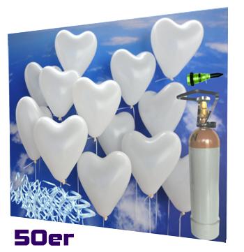 Ballons-zur-Hochzeit-Helium-Mehrweg-Set-mit-50-weissen-Herzballons