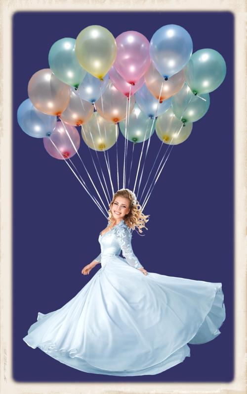 Ballons Hochzeit